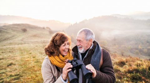 Bezstarostný pobyt pro seniory